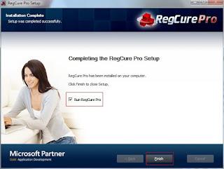 regcureprosetup-finish