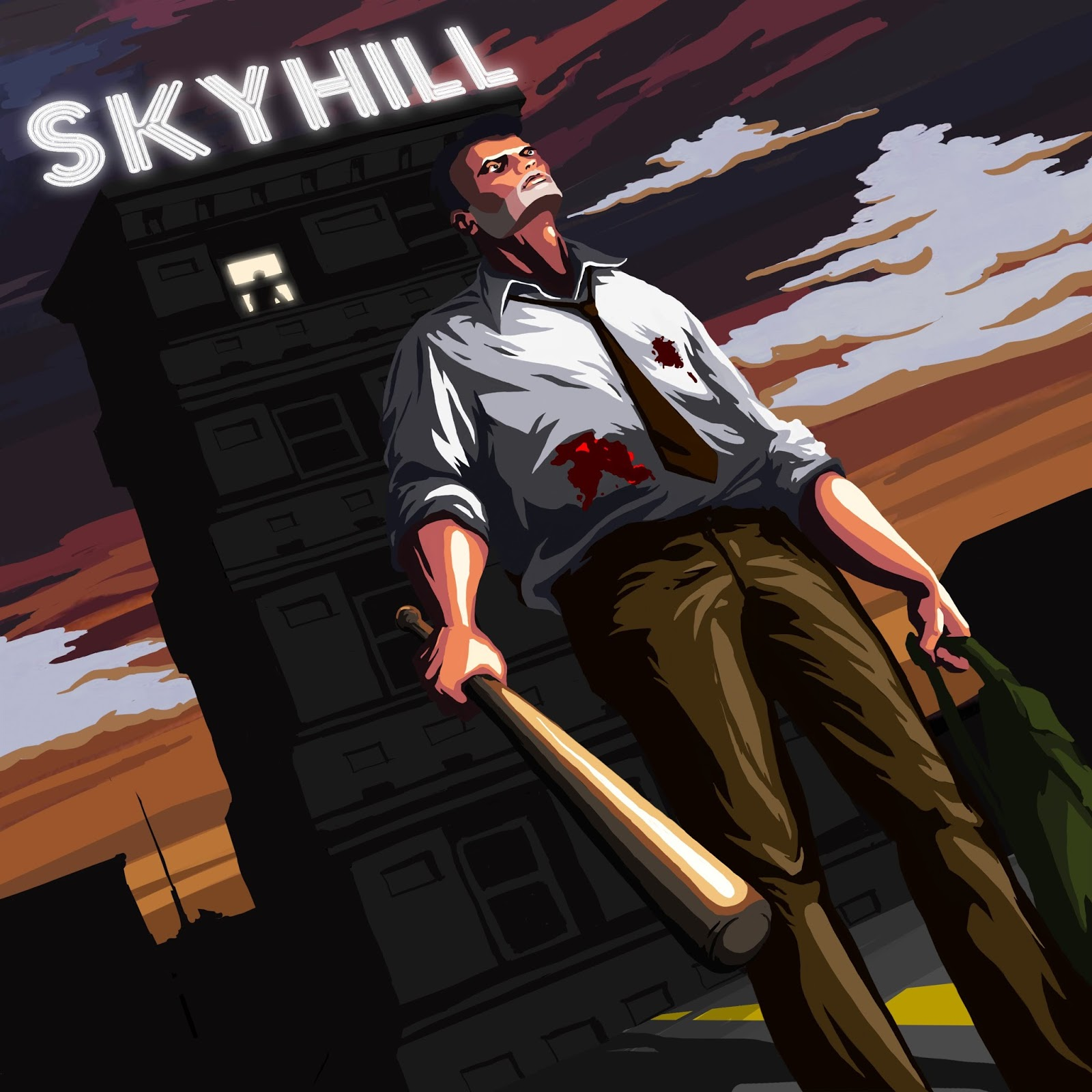 SKYHILL PC Full Español
