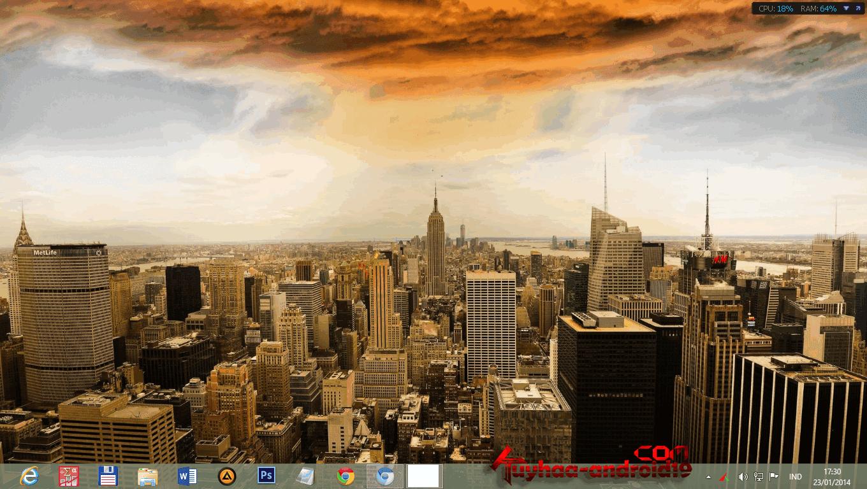 CityScapes Wallpaper Indah Desktop Komputer