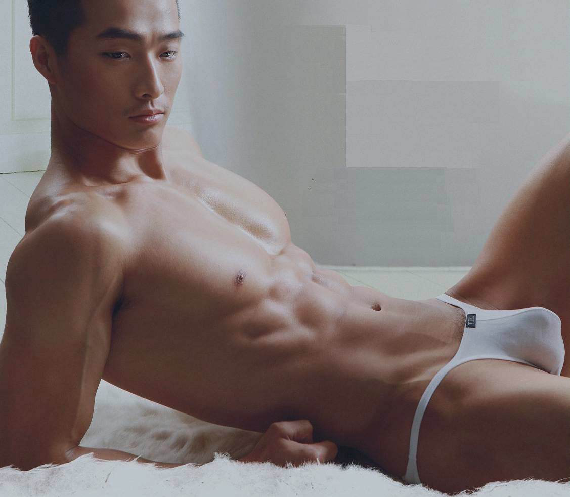 Hot naked korean men