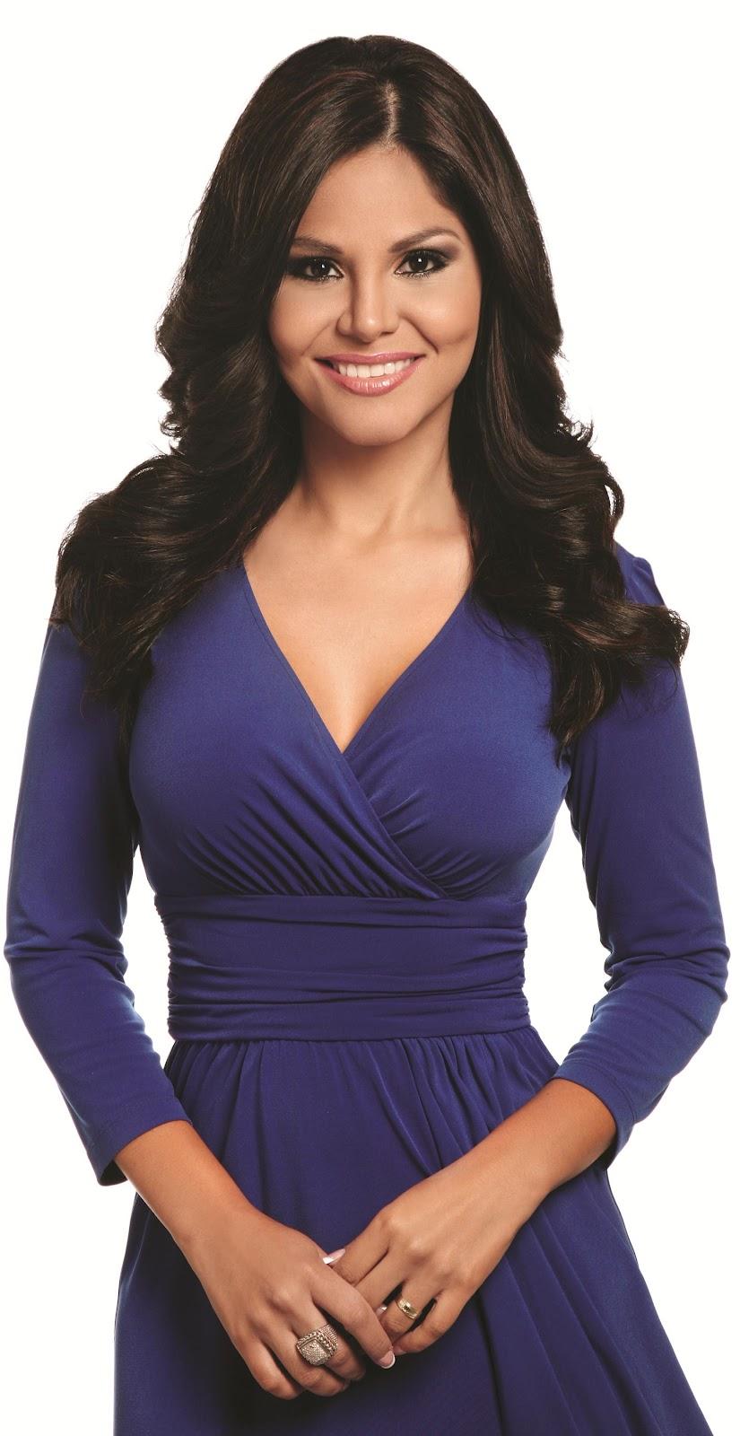 Are latin women news anchors