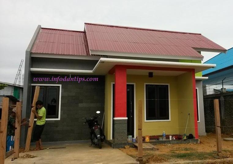 Tutorial Lengkap Membuat Pagar Rumah Menggunakan Bahan Seng Dan Kayu Bagian 3
