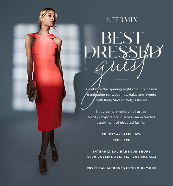 Intermix Bal Harbour Event