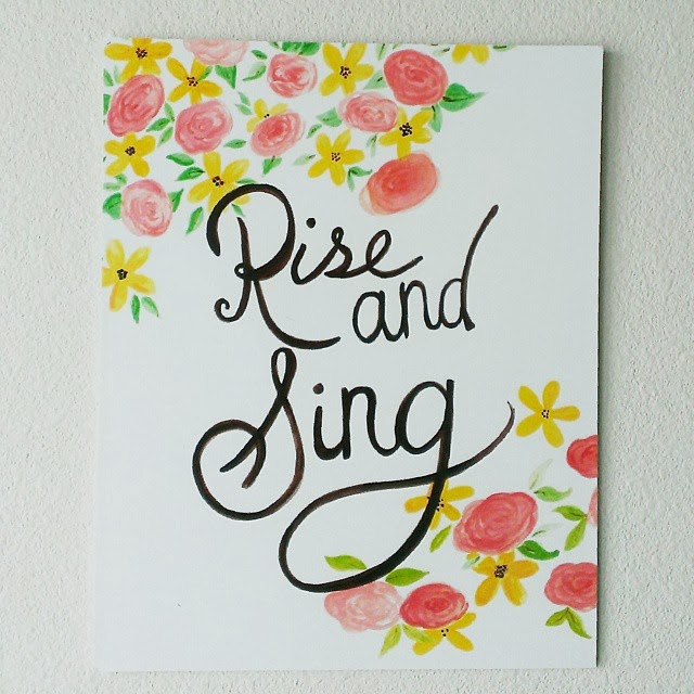 Psalm 59 16 17 But I Will Sing Of Your Strength Yes I: Devotional Bits