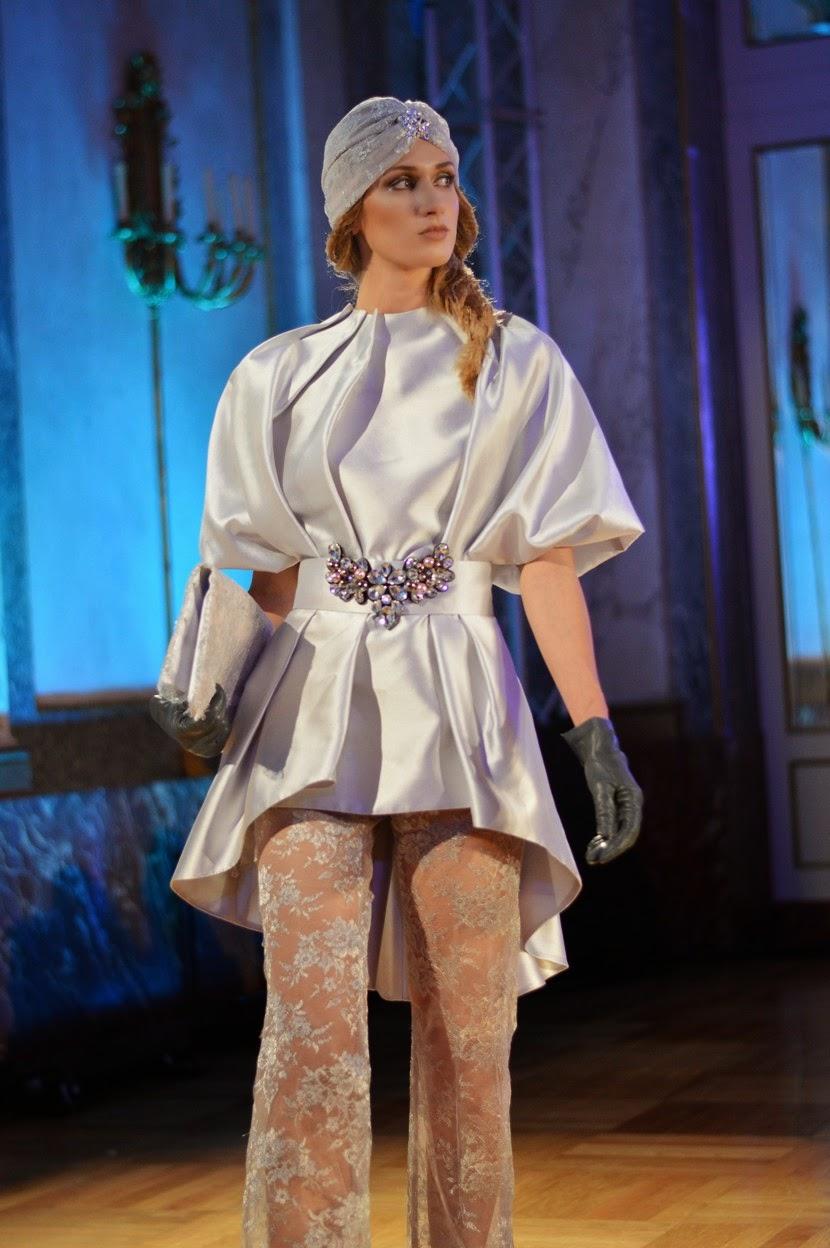 collezione autunno-inverno 2014/2015 di Giada Curti Haute Couture