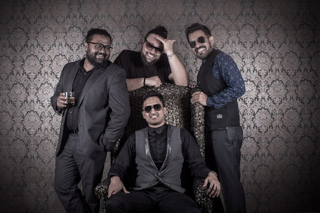 Carlton Braganza and Band