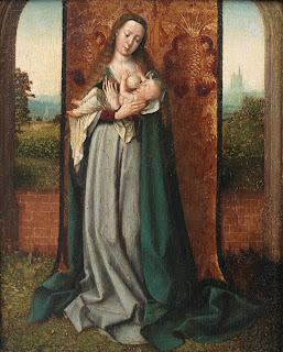 Virgen con el Niño Jan Provost