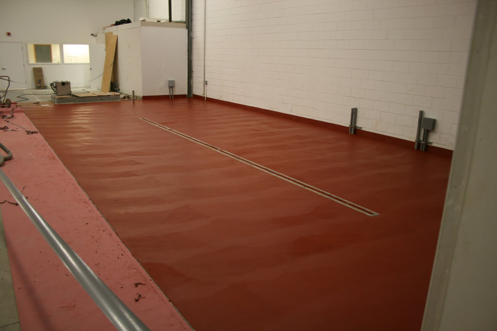 Kane Brewing Company Floor Covering