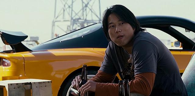 Sung Kang in Fast & Furious: Tokyo Drift