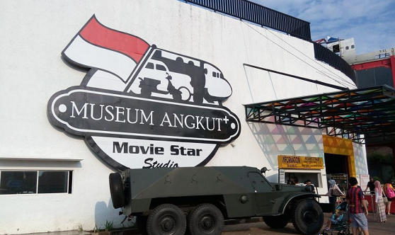 Museum Angkut Movie Star