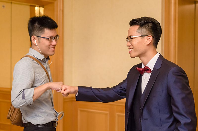 婚攝小動、婚攝推薦、婚禮紀錄、西華飯店
