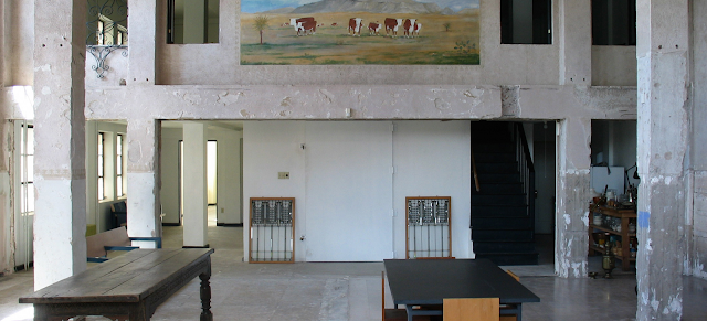 Judd Foundation - The Studios: Architecture Studio, Art Studio, Cobb House & Whyte Building