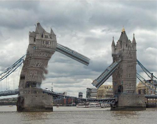 origin of London Bridge Is Falling Down