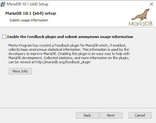 Installing MariaDB on Windows Session 7