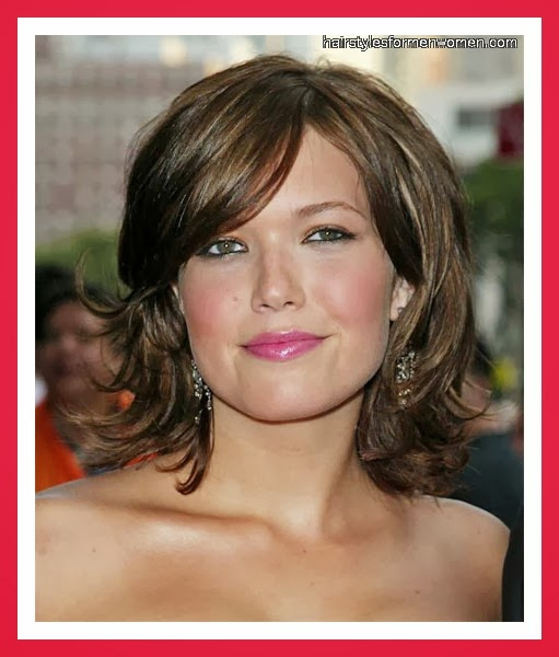 Excellent Easy Hairstyles For Short Hair Round Face Short Hair Fashions Short Hairstyles Gunalazisus