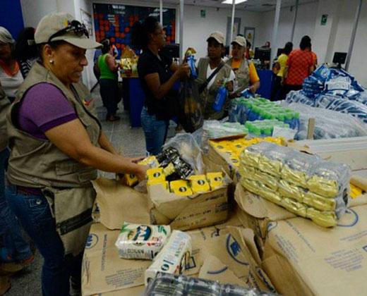 Ni supermercados, ni abastos: Venderán productos regulados sólo a través de los Clap