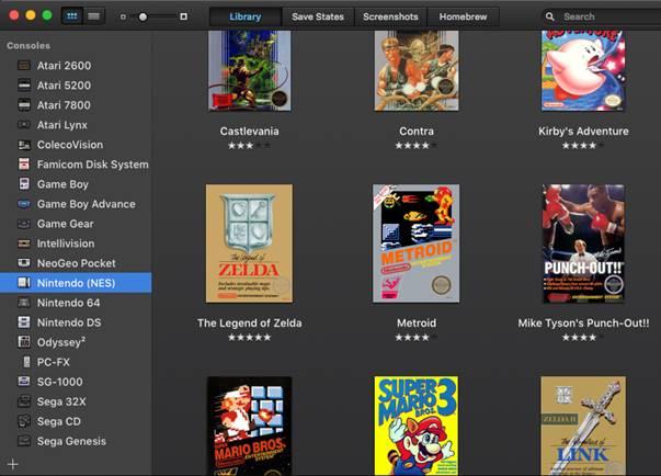 Imagens-OpenEmu-Mutiple-vídeo-game-system-site-jogo-sem-vírus