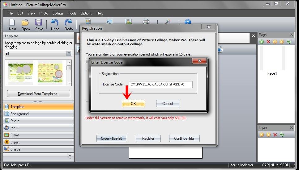 Picture Collage Maker Pro 3 + Serial Key | Aplikasi