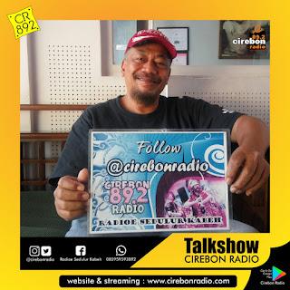 Talkshow Sareng Kang Taufiq Arief denin Selaku Project Manager Perkawis Konser Dewa Bujana Samuccaya Roadshow To Mahandini
