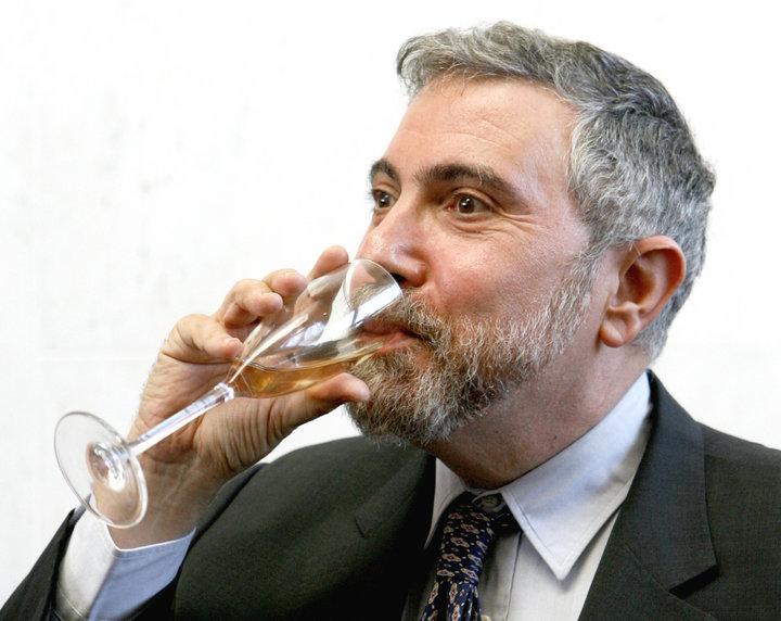 Economicpolicyjournal Com Paul Krugman Attacks Ron Paul
