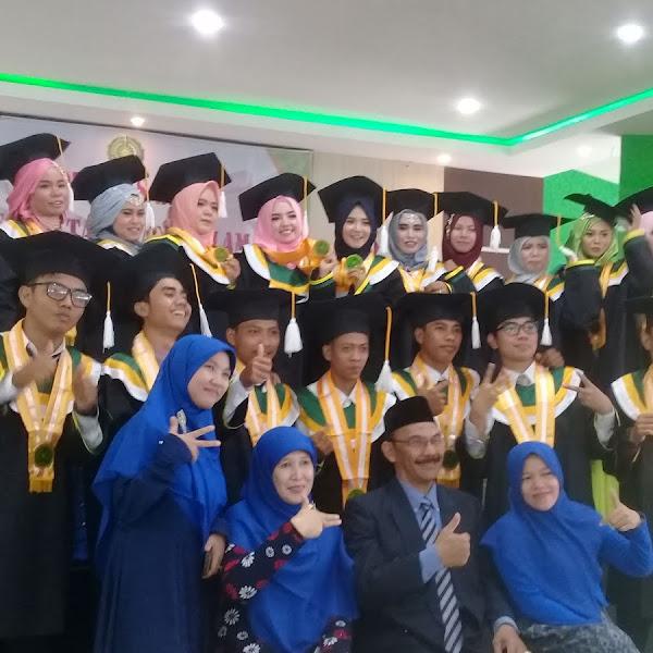 Yudisium Fakultas Agama islam Tahun ajaran 2018 / 2019