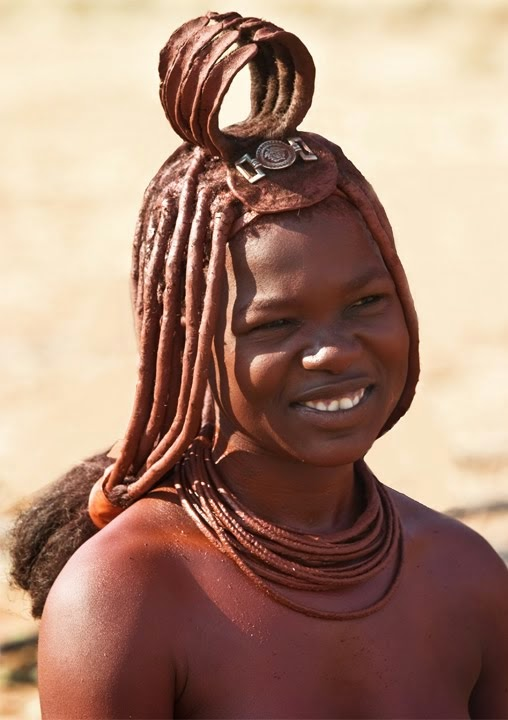 ᐈ African tribe girls stock pics, Royalty Free himba girl