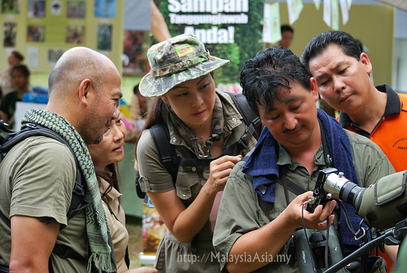 Review Borneo Bird Festival