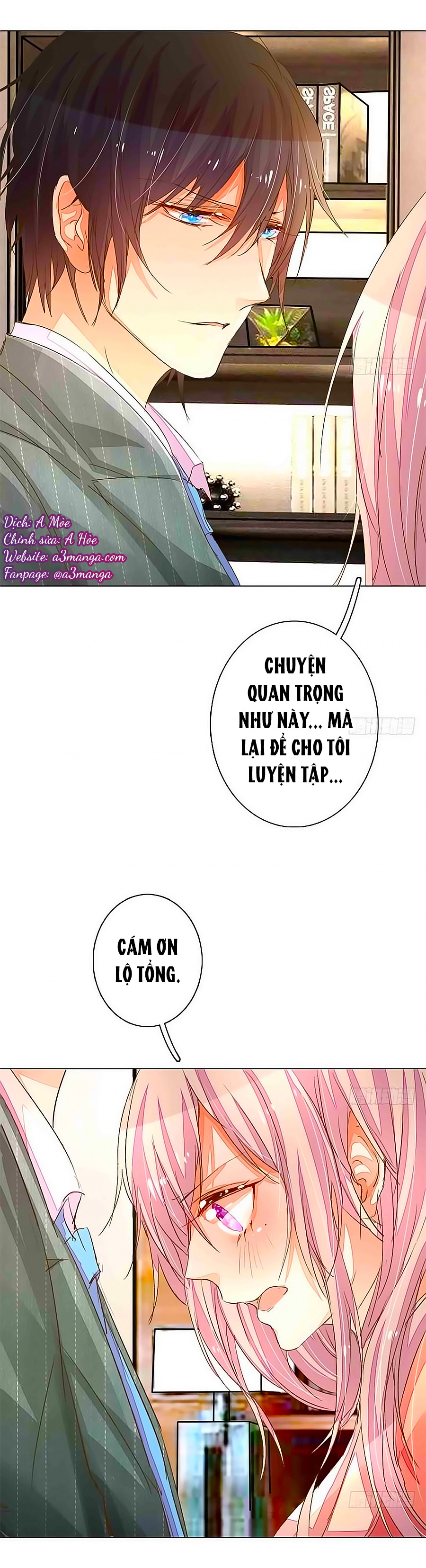 Hào Môn Tiểu Lãn Thê Chap 53 - Trang 1