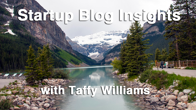 We go in-depth on Taffy's Startup Blog