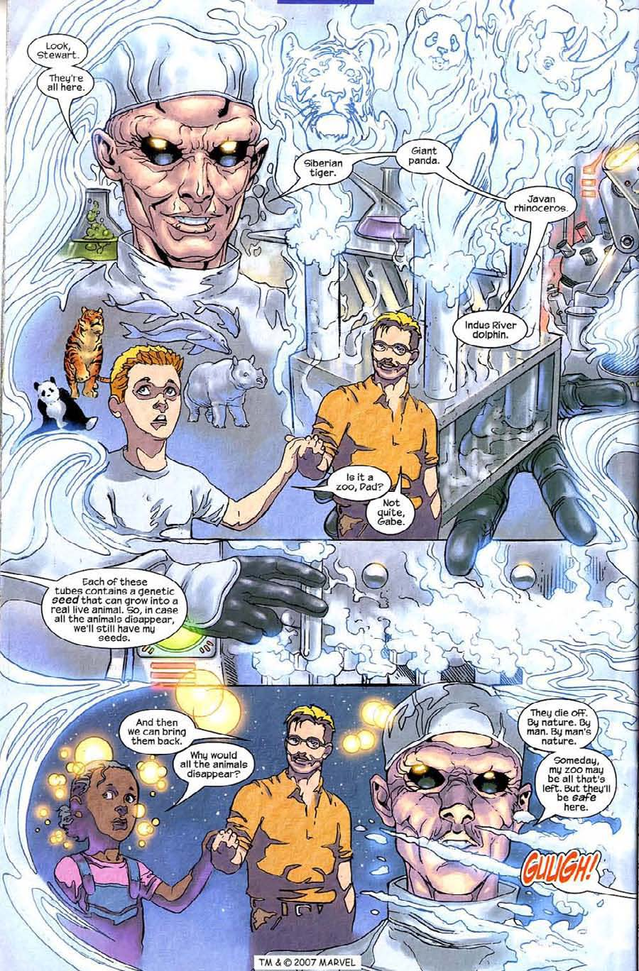 Read online Silver Surfer (2003) comic -  Issue #4 - 36
