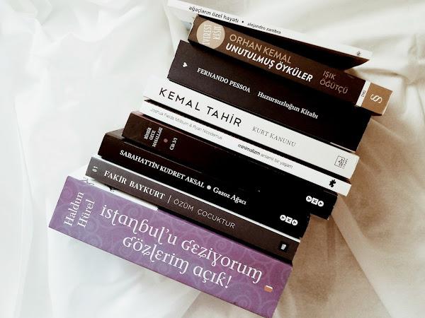 2018 #08 Kitap Alışverişi