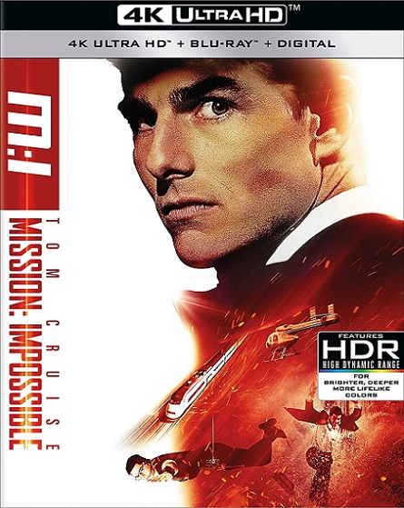 Mission: Impossible 4K (1996) 2160p 4K UltraHD HDR BluRay REMUX 47GB mkv Dual Audio Dolby TrueHD 5.1 ch