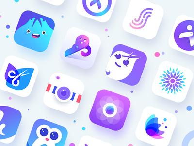 Unique App Icons Image