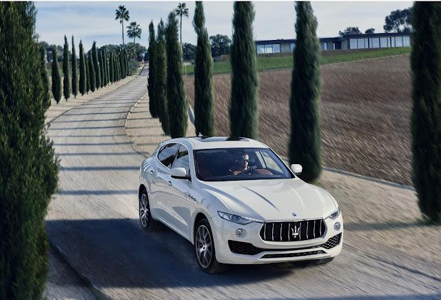 Maserati Levante será vendido no Brasil pela Via Itália