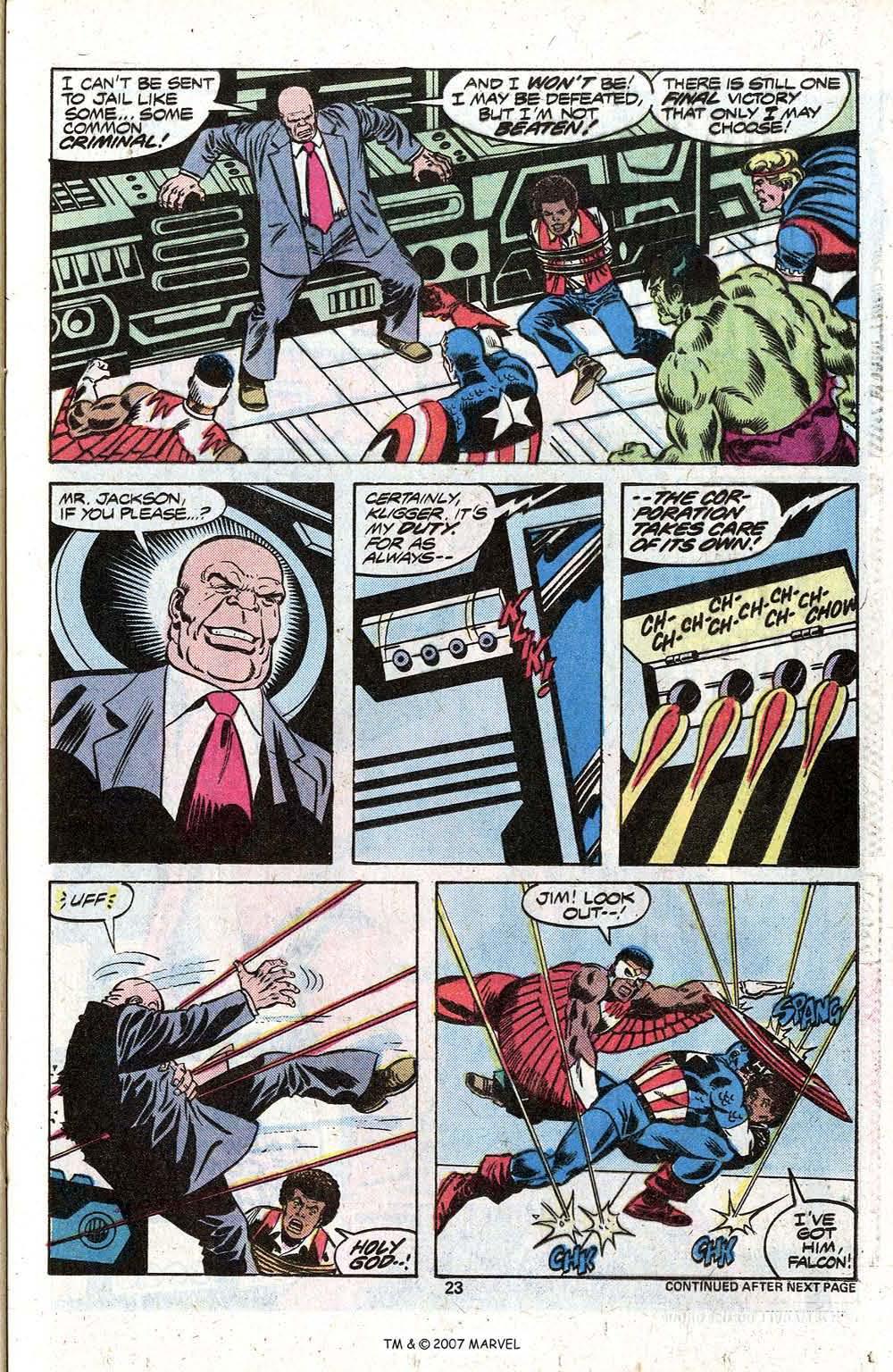 Captain America (1968) Issue #230b #145 - English 25