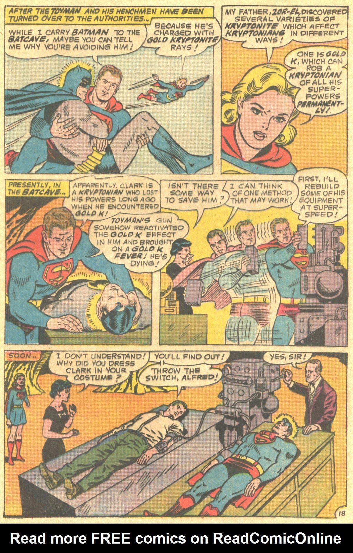 Read online World's Finest Comics comic -  Issue #167 - 25