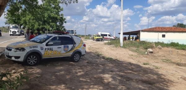 PM/AL  reativa postos rodoviários em Olho D'Água das Flores e Maragogi