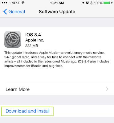 Cara Menginstal Aplikasi Apple Music