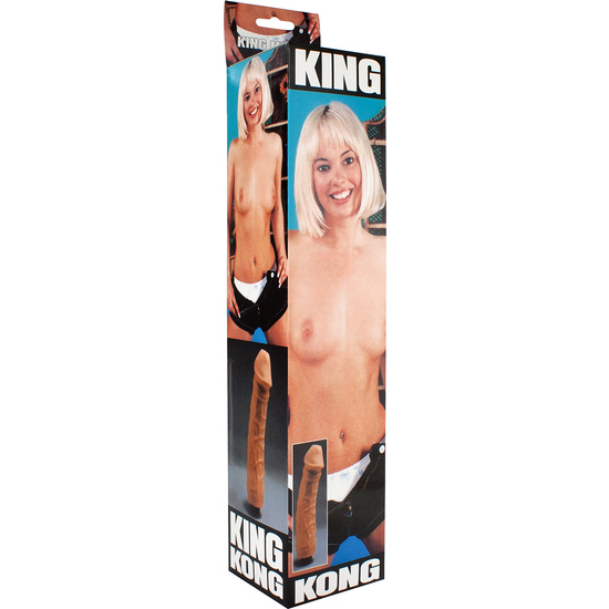 Vibrador de 30 cm King Kong