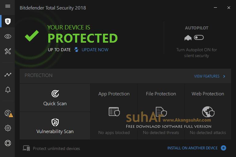 Free Download Bitdefender Total Security 2018 Full Activation Code, Bitdefender Total Security Product Key