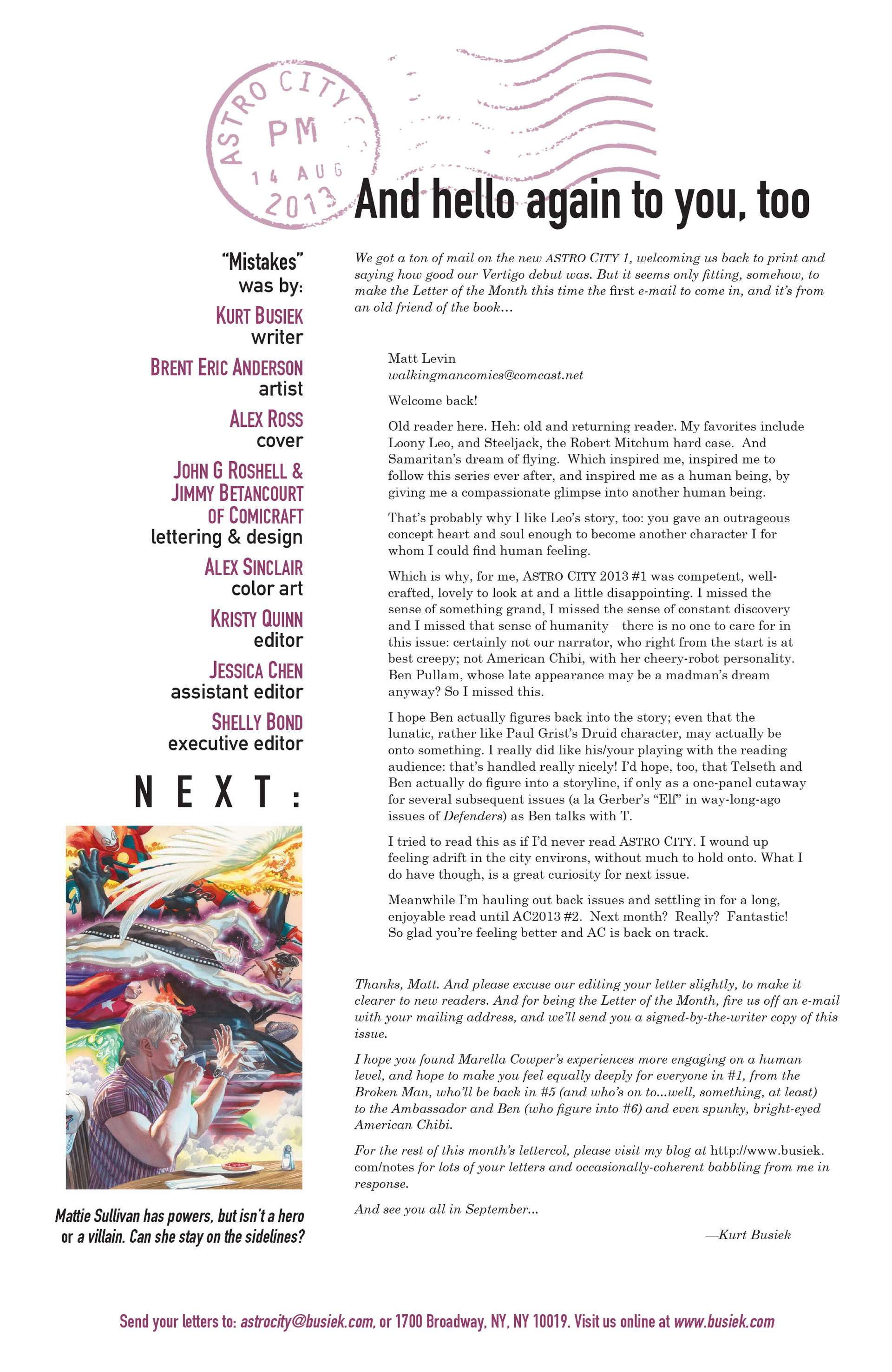 Read online Astro City comic -  Issue #3 - 25