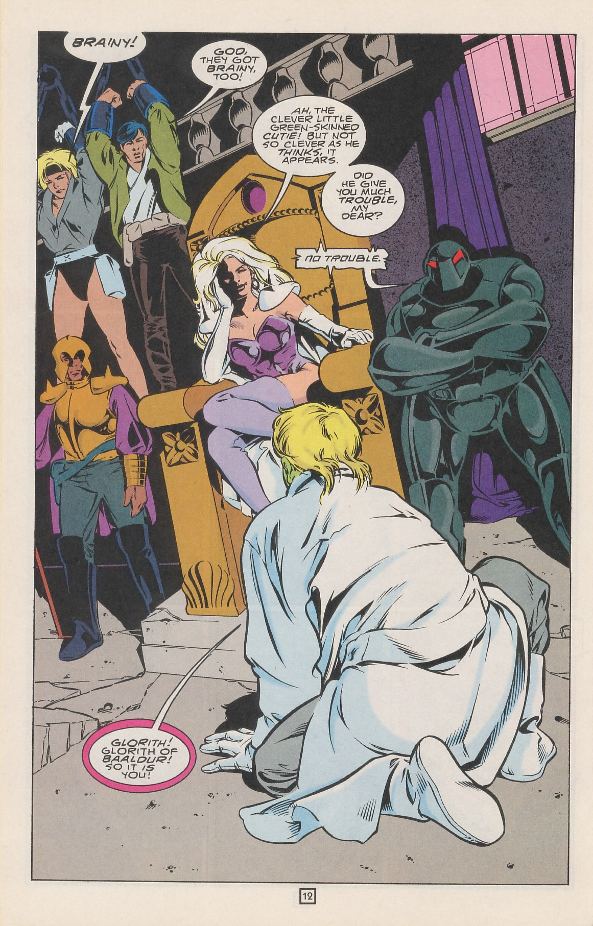 Legion of Super-Heroes (1989) 42 Page 15