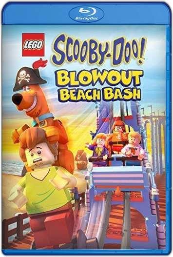 Lego Scooby-Doo! Reventon en la playa (2017) HD 1080p y 720p Latino