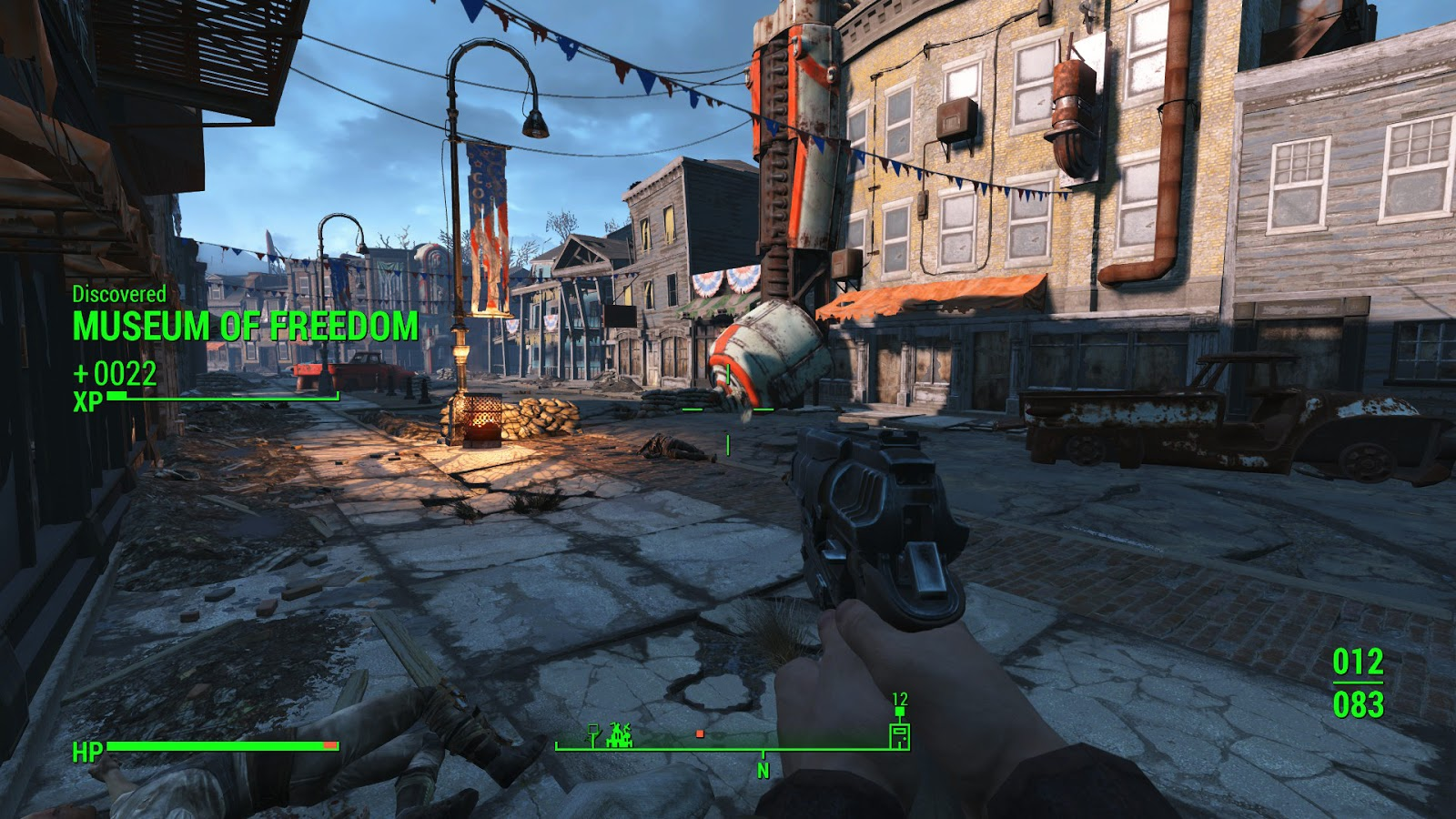 The Nocturnal Rambler: Fallout 4: A Case of Simultaneously