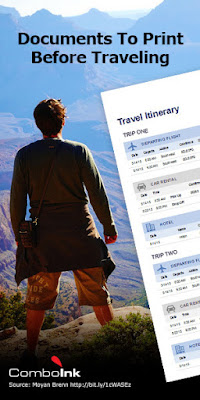9 Documents to Print/Copy to Make Traveling Easier
