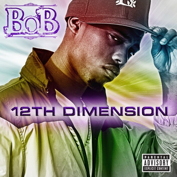 B.o.B - 12th Dimension (EP) Cover