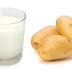 Làm trắng da mặt với khoai tây