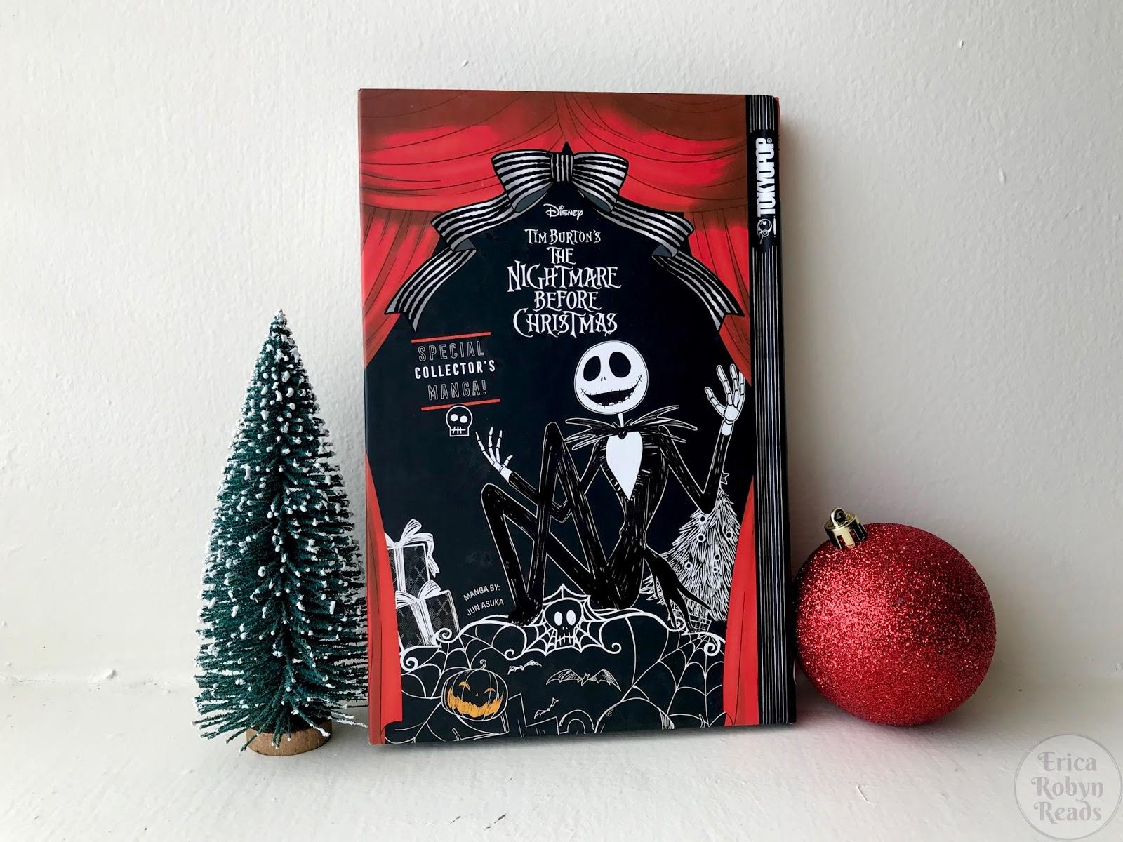 Erica Robyn Reads: [Manga Review] Tim Burton\'s The Nightmare Before ...