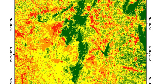 How to Convert Landsat 8 DN to Surface Temperature