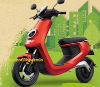 Logo Kellogg's : ''Vinci ogni settimana 1 Scooter elettrico''